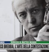 Gianfranco Brebbia, l'arte della contestazione